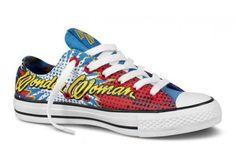 e8eeb5e064ba7 DC Comics x Converse Chuck Taylor All Star – Killer Croc + Wonder Woman