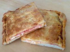 pizza farcita napoletana