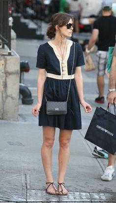 Keira Knightley  - dress