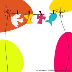 Tarjeta mi primera comunion-Imagenes y dibujos para imprimir Baby Boy Themes, First Holy Communion, Art Party, Party Photos, Kids And Parenting, Handicraft, Art For Kids, Clip Art, Baby Shower