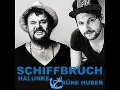 HALUNKE «Schiffbruch» mit Büne Huber (offizieller Clip) - YouTube Bern, Apple Music, Itunes, Switzerland, Abs, Youtube, Fictional Characters, First Class, Music