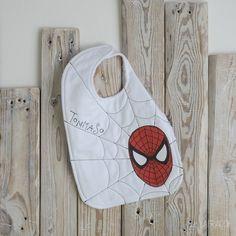bavaglia Spiderman #lafraco https://www.facebook.com/Lafraco-281135972043957/