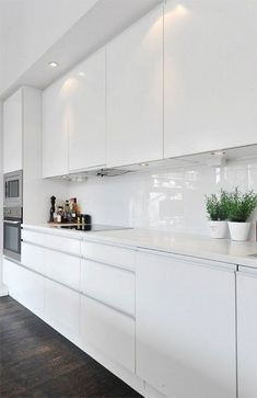 108+ Amazing White Kitchen Decor and Design Ideas - Page 32 of 110
