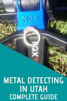 Metal Detecting Tips, Utah, Hobbies, Passion, Good Things, Places, Crafts, Manualidades, Handmade Crafts