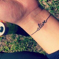 INSPIRATION: De 20 mooiste en liefste tattoos voor op de pols | I LOVE FASHION NEWS