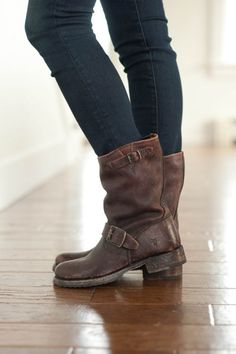 #Frye Veronica Short boot! Available at Bliss! Got the boots, now I just need the wardrobe!