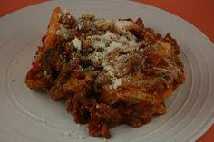 Ravioli Lasagna -- Slow Cooker
