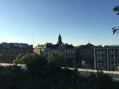 One of Munich's many beautiful views