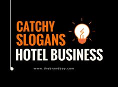 A slogan/Tagline is a core thing for marketing of any business.Here is the list of Catchy Hotel Business slogans ideas. Catchy Taglines, Catchy Slogans, Cool Slogans, Marketing Slogans, Business Slogans, Business Marketing, Hospitality Quotes, Names Of Hotels, Color Palette Challenge