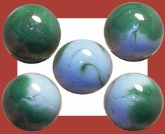 antique and vintage marbles | Vintage Marbles