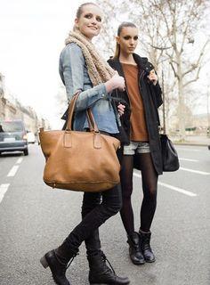 casual autumn style