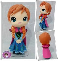 Princesa Anna - Princess Anna