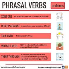 Phrasal Verbs: Problems - Week in Review