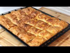 5 Dakikada Tepsi Böreği 💯İster Fırına At İster Buzluğa 👍 Puf Puf Efsane Börek👉🏻Seval Mutfakta - YouTube Recipe For Success, Salad Dressing Recipes, Yummy Cookies, Cookie Bars, Apple Pie, Banana Bread, Desserts, Food, Twin Peaks