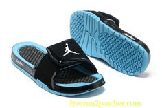9976c35a4 Buy New Black Turquoise Nike Jordan Hydro 2 Slide Sandal Sports Shoes Shop
