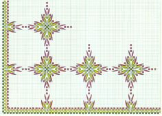 http://mispasionespassiflora.blogspot.ca/2008/06/esquemas-punto-yugoslavo.html                                                                                                                                                                                 Más