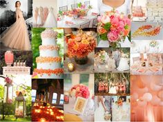 CORAL - A strong colour contender in 2013 giving a wealth of ideas for your flower displays and table design. This fresh and vibrant colour palette is great to work with in terms of design, so bright and pretty. Question is will you be in coral or will it be your bridesmaids? x