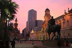 5 lugares para ir em Santiago e arredores da capital do Chile