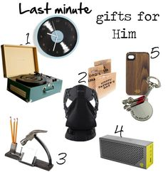 When the last minute strikes... ( last minute gifts for #fathersday )