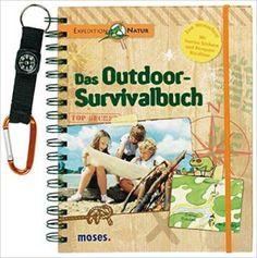 Outdoor Survivalbuch für Kinder