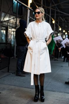 Street style: New York Fall/Winter 2017-2018 Fashion Week 161