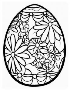 Free Easter Printables | faberge egg inspired design with small ...