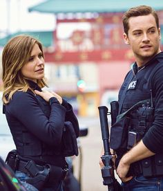 Sophia Bush & Jesse Lee Soffer