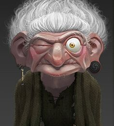 old wise woman - Google Search