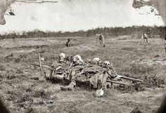 civil war photography | ... battlefield after the war. Memento mori. Wet plate by John Reekie