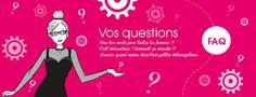 Coucou les filles !   Toutes les réponses à vos questions sont à retrouver dans nos FAQ ici : http://www.fashionitbox.fr/content/9-faq et n'oubliez pas que notre service client reste à votre entière disposition.  ✿ Enjoy ✿