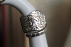 I love this spoon ring!