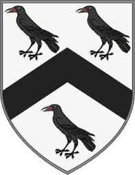 Afbeeldingsresultaat voor coat of arms crow
