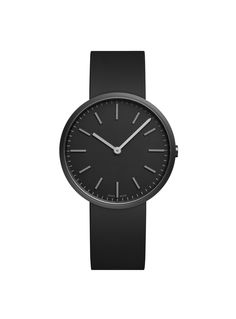 WITTMORE — Uniform Wares — Uniform Wares M37 PVD Black with Black Straight Nitrile Watch