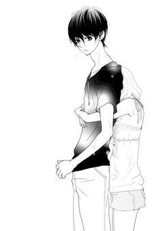 Kanojo wa Mada Koi wo Shiranai #manga
