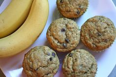 Recipes from Michelle's Kitchen: Banana Muffins.