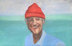 My study on portrait painting, take two - Jacques Cousteau, oil on wood, 50cm x 80cm, done yesterday. #JacquesCousteau #redhat #portrait #sealife #doneyesterday #art #painting #oilapainting #artoftheday #artwork #saatchiartist #fineartsamerica #artmaze #dianadzene #arte #pittura #peintre #peinturealhuile #paintingonwood Jacques Cousteau, Red Hats, Maze, Art Day, Painting On Wood, Saatchi, Diana, Study, Oil