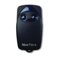 Telecomanda #Nice FLOR-S - #FLO2RS este o #telecomanda automatizare cu 2 canale si frecventa 433,92 MHz ce ofera control sporit.