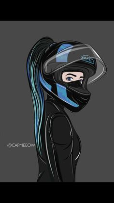 Outstanding custom motorcycles photos are available on our web pages. Take a look and you wont be sorry you did. Motorbike Girl, Motorcycle Art, Biker Chick, Biker Girl, Girl Cartoon, Cartoon Art, Biker Love, Bike Photoshoot, Girly M