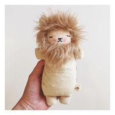 For Joel,  but make longer legs and arms, with a tail, with fur on the end, too..... ✨✨Lion by bijoukitty
