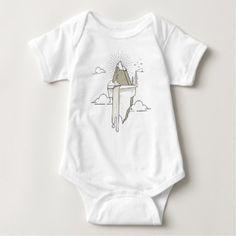 Retro baby hat mountain retro baby bodysuit 2030 by bobrider cyo customize personalize diy idea negle Choice Image