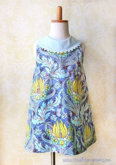 Sew Like My Mom | Classic A-Line Dress review