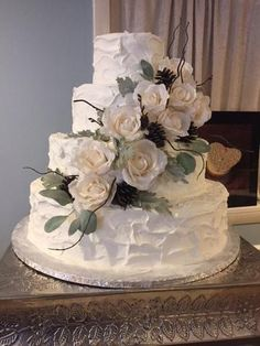 Deluxe Wedding Cakes Konditor Meister Pinterest Cake And
