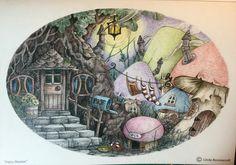 Linda Ravenscroft Fairy and Fantasy Art Book one x Polys.