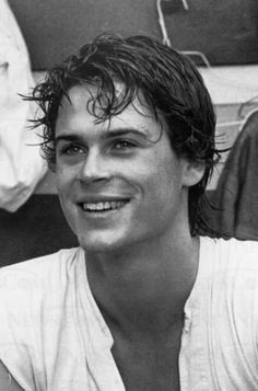 rob lowe st elmos fire, rob lowe the outsiders, sodapop curti, dates, 80s crush