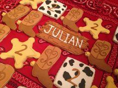 Cowboy Cookies  Jeannette's Cookies