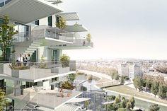 The White tree, Montpellier, Sou Fujimoto Architects