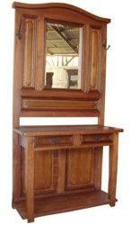 MueblesDeChile.cl - Muebles de Madera de Roble - baules, biombos, cuadros, percheros, paragüeros y vitrinas de Roble