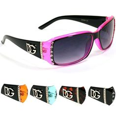 SA1758 Hot trendy fashion sunglasses - Visit us online at www.trendyparadise.com