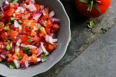 Salsa, Guac, Hummus Oh My! | The Perfect Springtime Trifecta