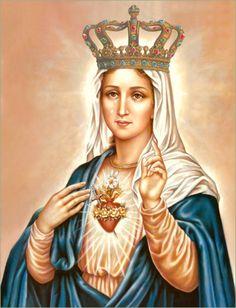 """""""Maria seja a única razão de tua existência e te guie ao porto seguro da salvação eterna. Seja para ti doce modelo e inspiração na virtude da santa humildade."""" — São Padre Pio De Pietrelcina"""